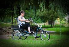Azora Advies-en behandelcentrum fiets
