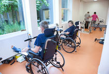 Azora Advies-en behandelcentrum fysio oefenruimte
