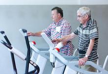 Azora Advies-en behandelcentrum fysio loopband
