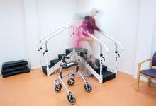 Azora Advies-en behandelcentrum fysio trap