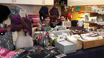 Kerstmarkt Antonia succesvol ondanks hevige sneeuwval