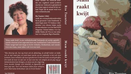 """Omroep Gelderland besteedt aandacht aan het boek """"Mam raakt kwijt""""!"""